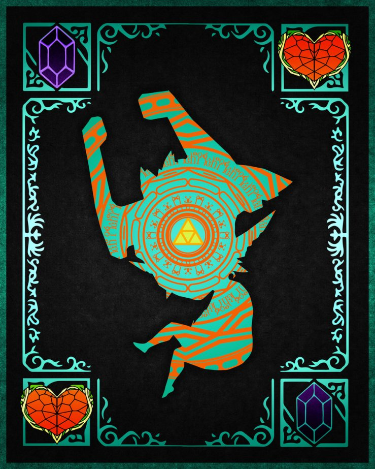 A Tale of Midna by Ley