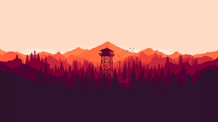Firewatch Lookout Tower