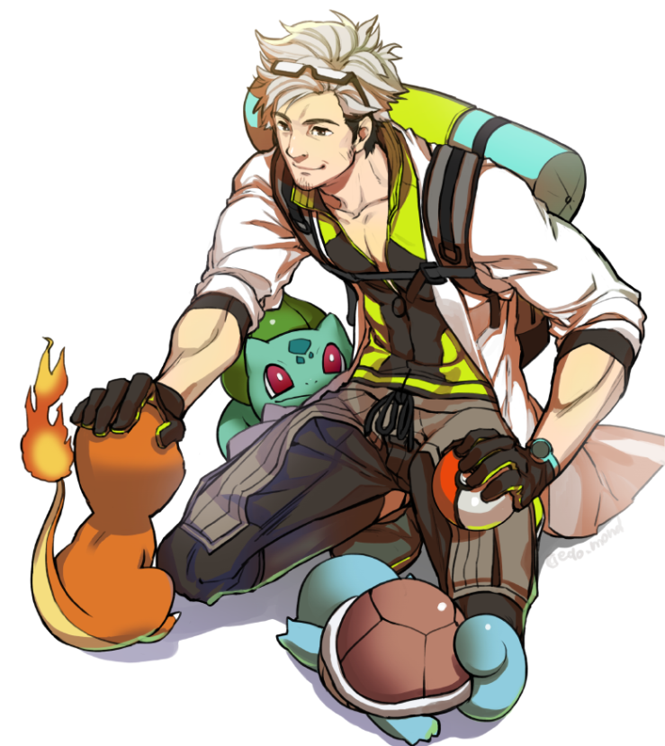 Professor Willow by @edo_mond